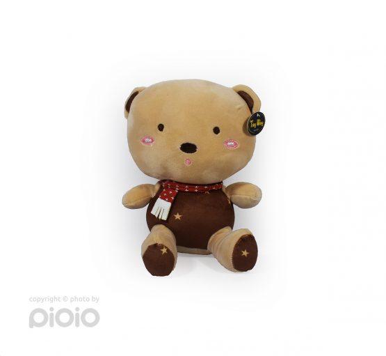 عروسک خرس لپی Tiny Winy