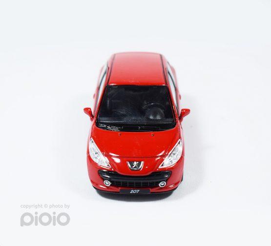 خرید ماشین فلزی پژو 207