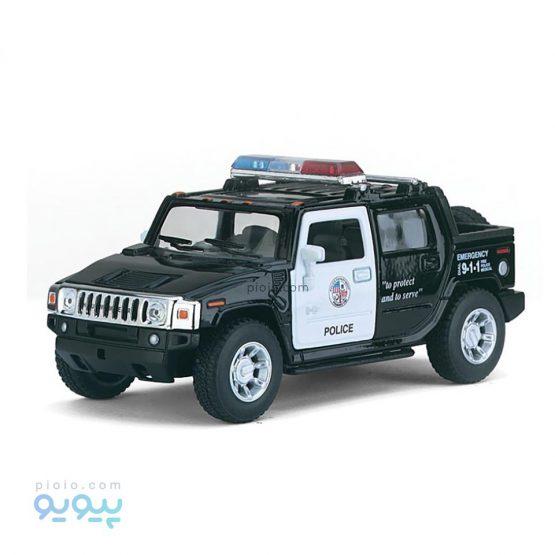 خرید ماشین فلزی پلیس هامر H2