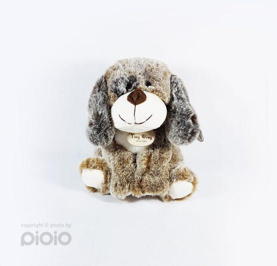 عروسک سگ پنبه ای