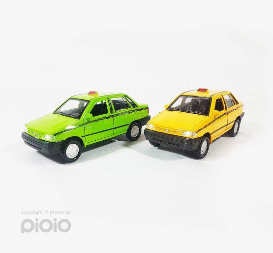 خرید ماشین فلزی پراید تاکسی