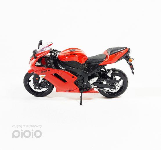 ماکت موتورسیکلت Kawasaki Ninja ZX-6R