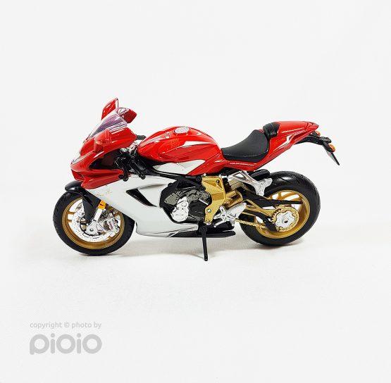 ماکت موتور سیکلت MV Agusta F3 Serie Oro 2012