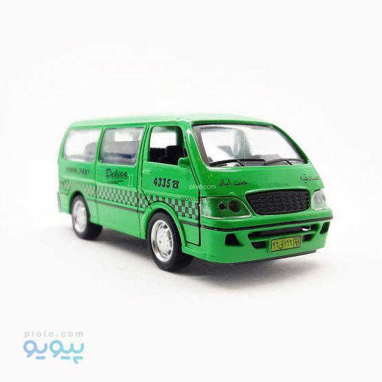 ماشین فلزی ون تاکسی صادقیه