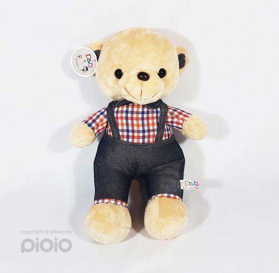 عروسک خرس قهوهای پسر
