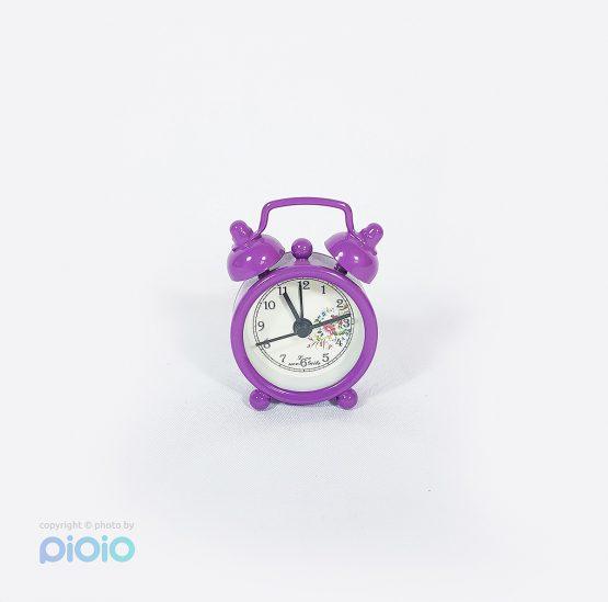 ساعت زنگ دار فلزی کوچک 5 سانتی متری