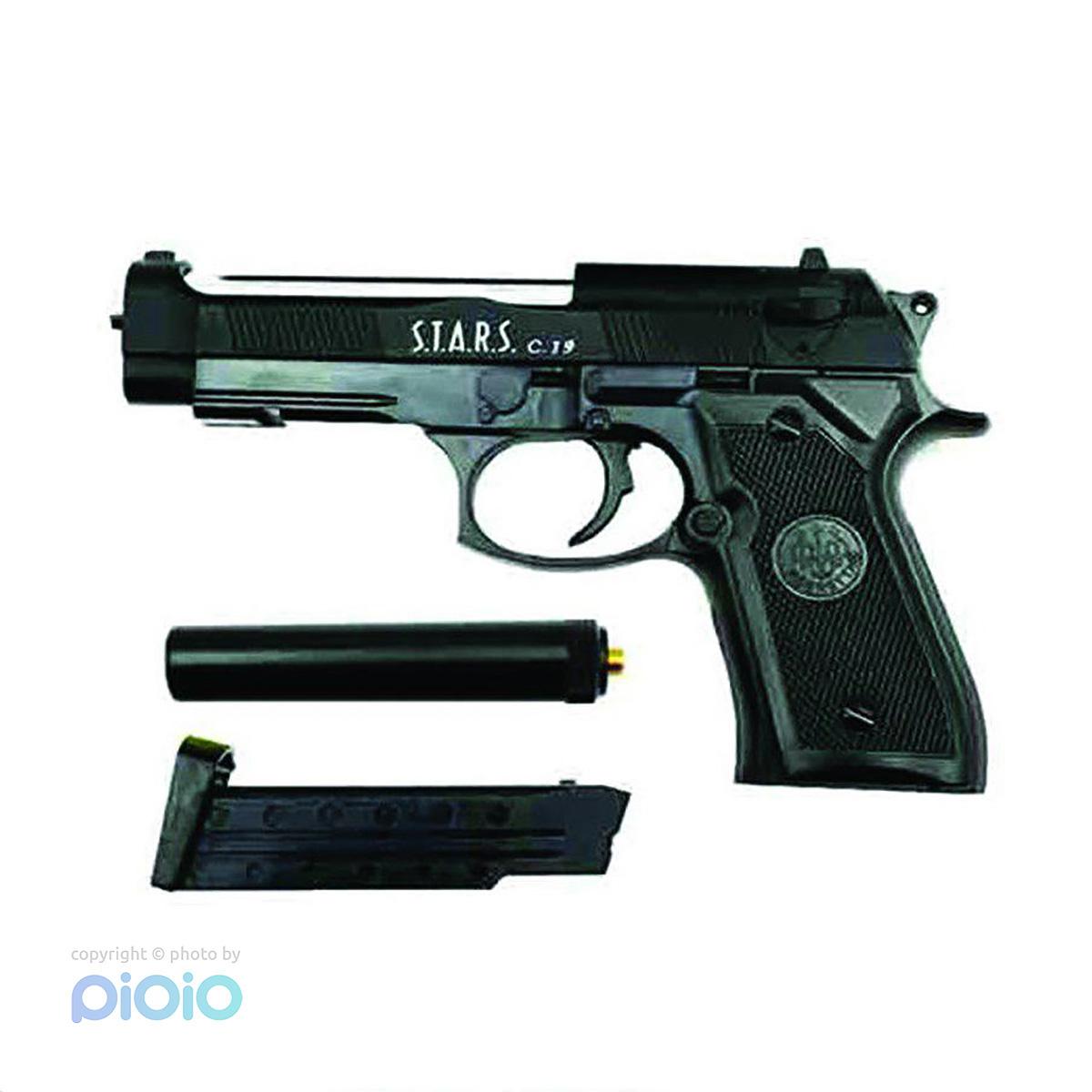تفنگ کلت فلزی مدل +C.19 |