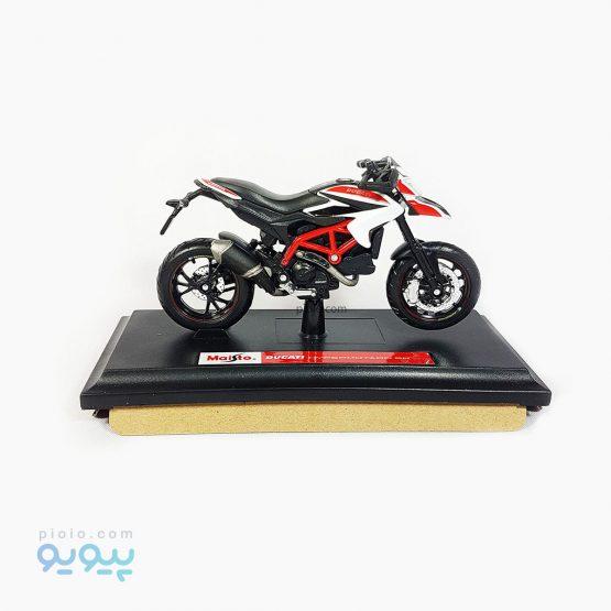 ماکت موتورسیکلت DUCATI HYPERMOTARD SP