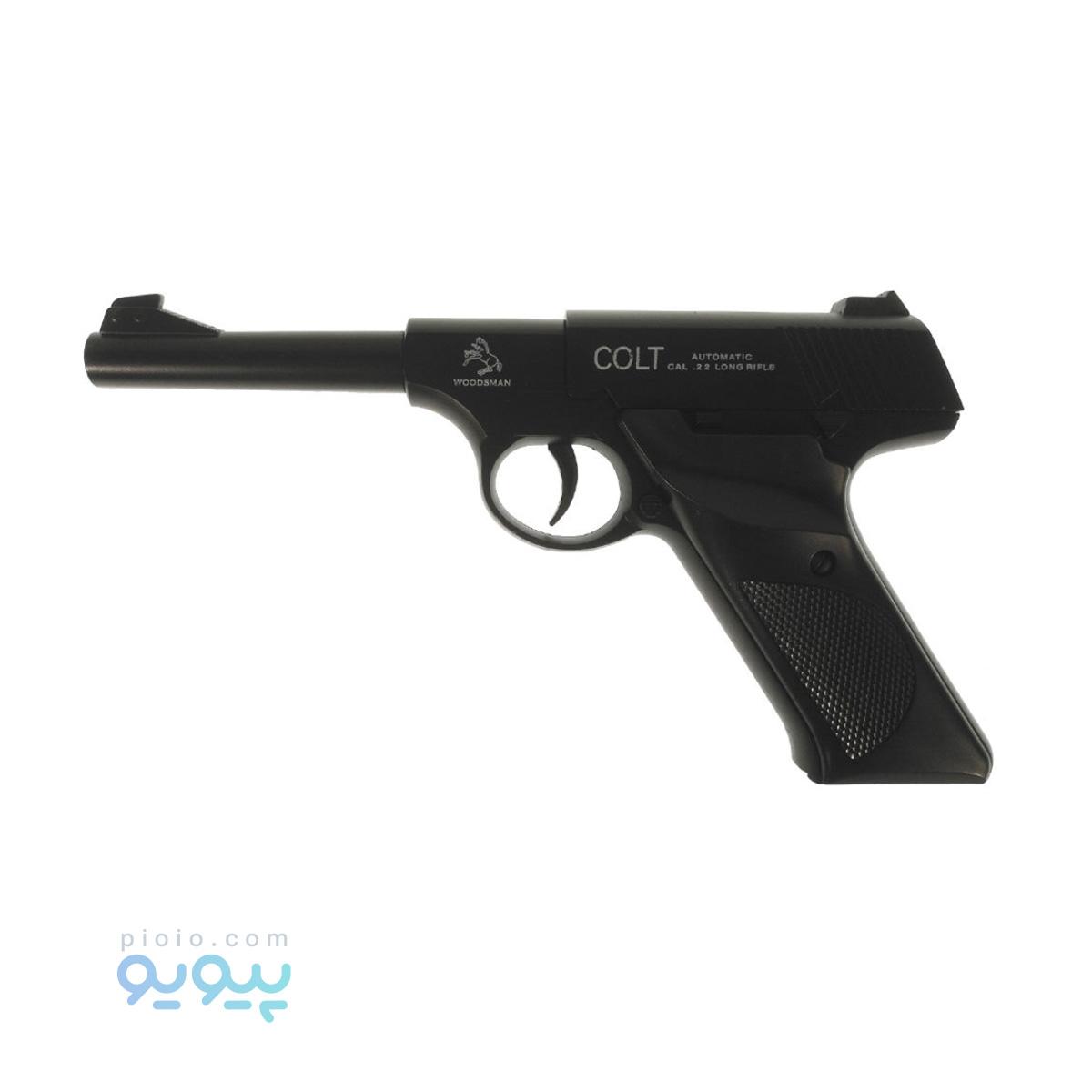 تفنگ بازی مدل کلت فلزی M22 |