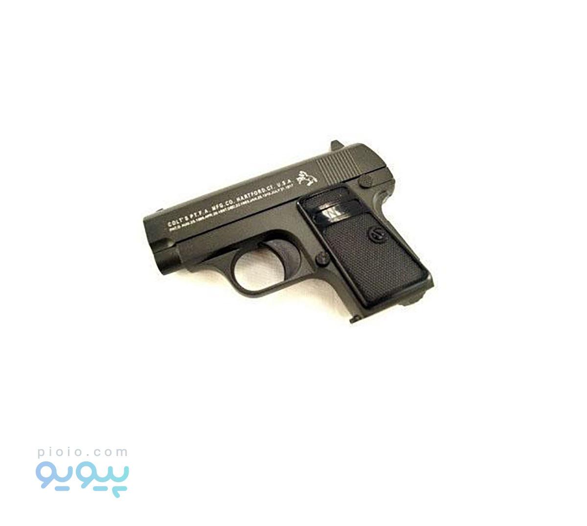 تفنگ بازی فلزی مدل کلت C11 |