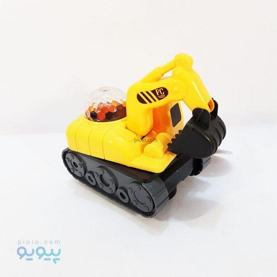 خرید بیل مکانیکی اسباب بازی