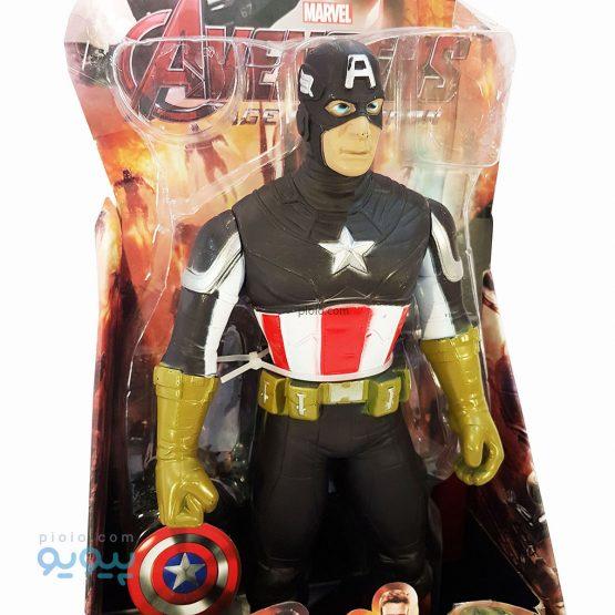فیگور مدل کاپیتان آمریکا