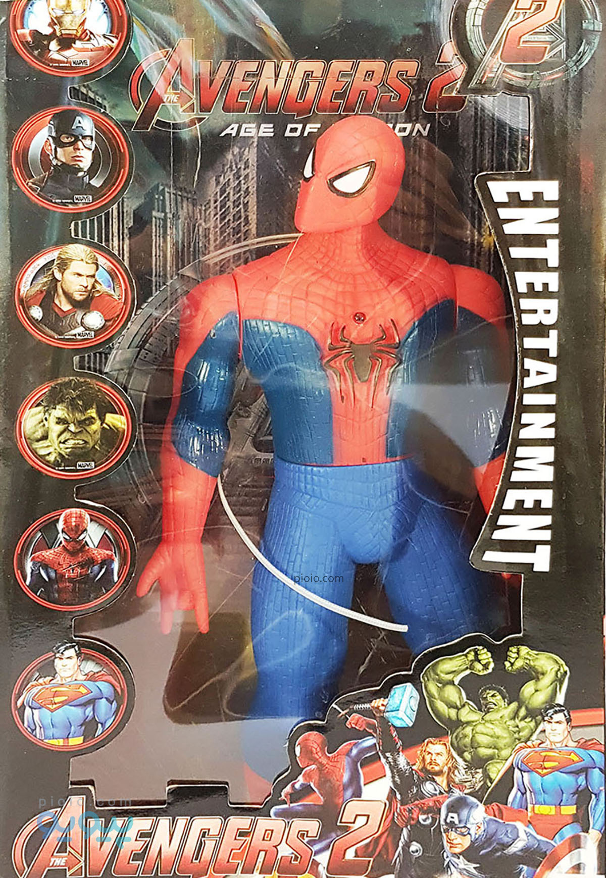 اسباب بازی فیگور مرد عنکبوتی |