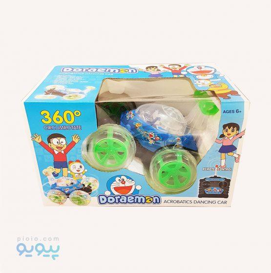 خرید ماشین کنترلی Doraemon