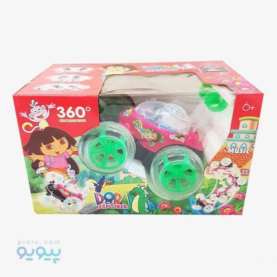 خرید ماشین کنترلی مدل Dora