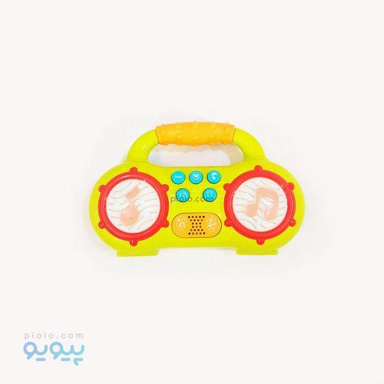 اسباب بازی موزیکال نوزاد طرح رادیو