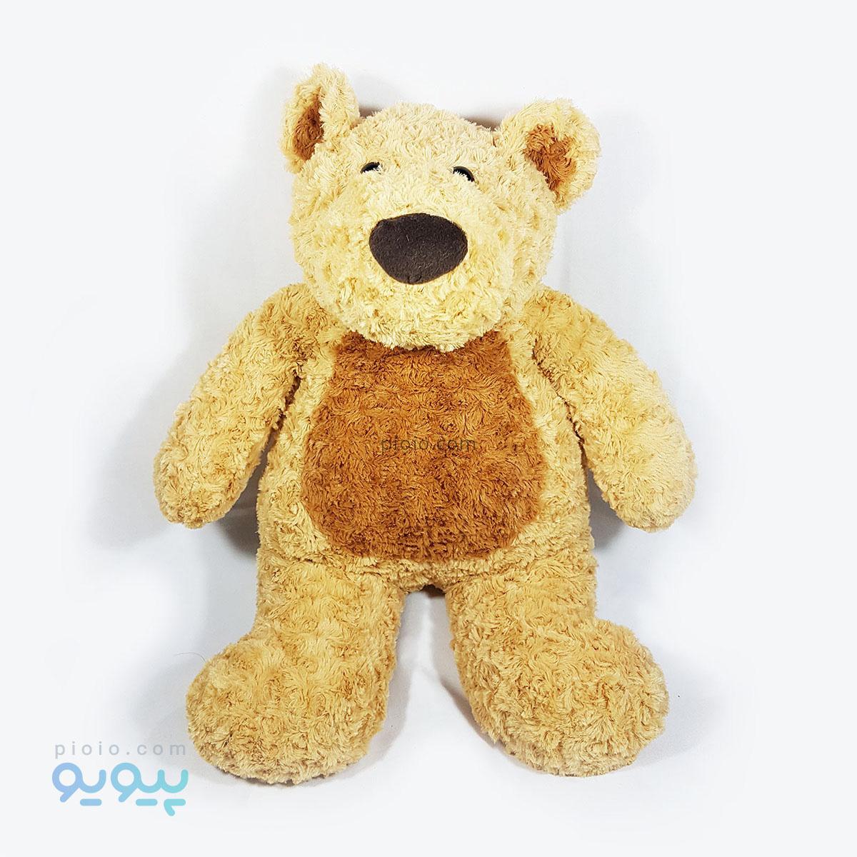 عروسک خرس پشمالو بزرگ ۶۳ سانتی |