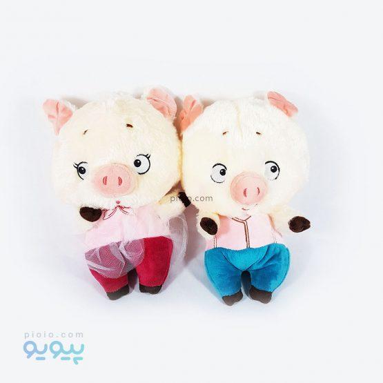 عروسک خوک عروس و داماد