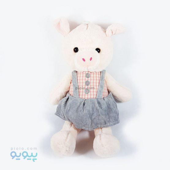 عروسک خوک پولیشی لباس دار