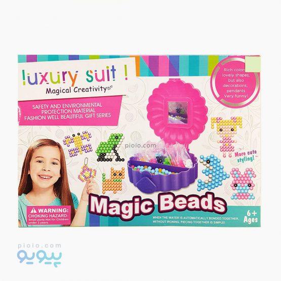 ست اسباب بازی جواهر سازی Magic Beads