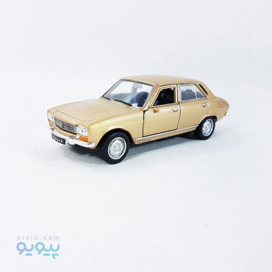 خرید ماشین فلزی پژو 504