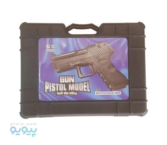 تفنگ اسباب بازی مدل Pistol