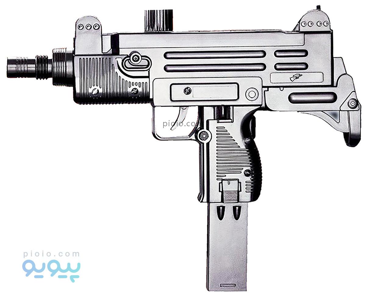 تفنگ اسباب بازی AirSoft M35 |