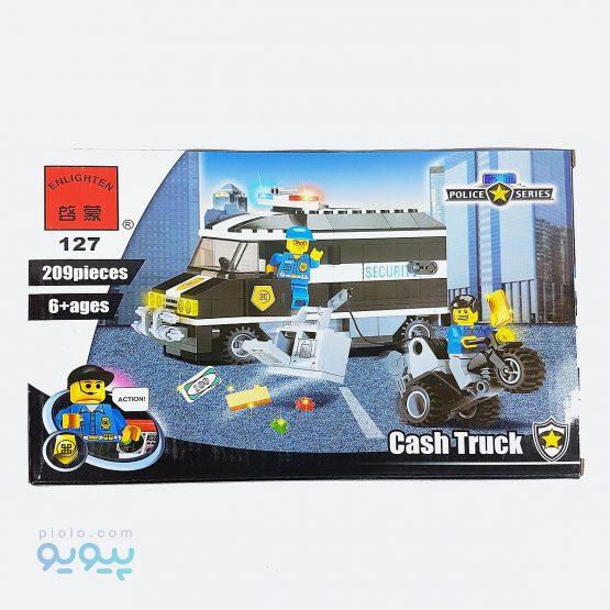 ساختنی انلایتن مدل Cash Truck 127
