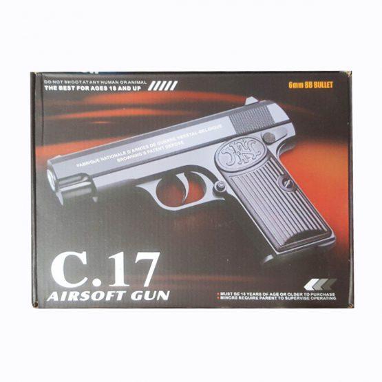 تفنگ ساچمه ای فلزی C.17