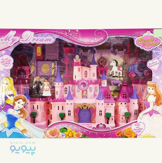 خانه عروسک مدل Beauty Castle 2969