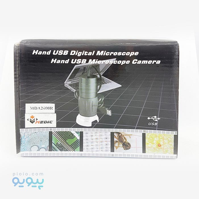 میکروسکوپ دیجیتال دستی |