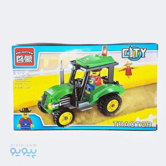 لگو مدل Tractor 1102