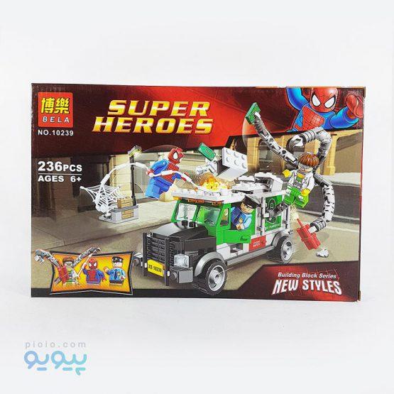 لگو بلا مدل SUPER HEROES 10239