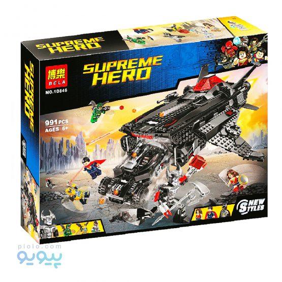 ساختنی بلا مدل SUPREME HERO 10846