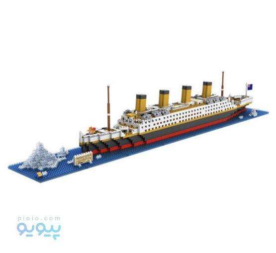 لگو لوز مدل RMS Titanic