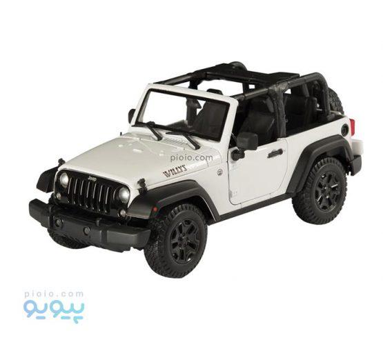 ماکت فلزی Jeep Wrangler 2014