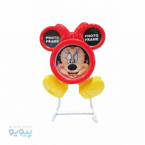 ساعت رومیزی مدل Mickey Mouse