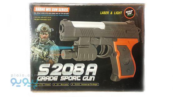 تفنگ ساچمه ای S208A
