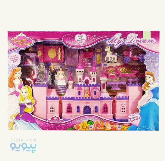 خانه عروسک مدل Beauty Castle 2972