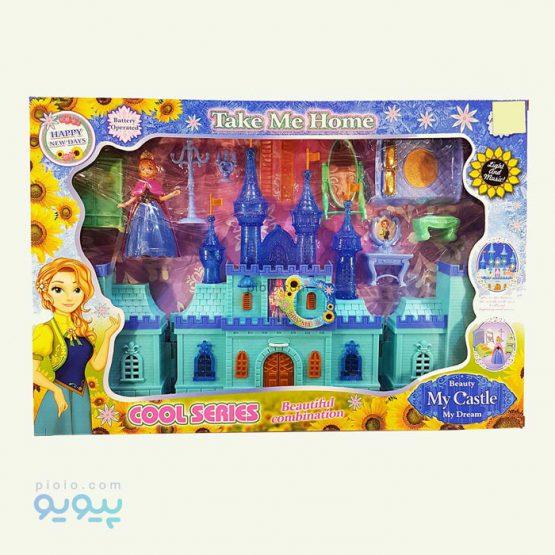 خرید خانه عروسک مدل Beauty Castle 2900