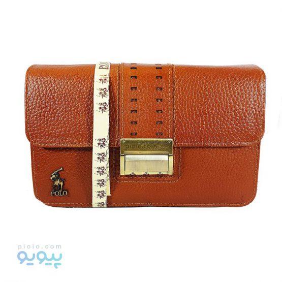 خرید کیف پاسپورتی چرم گاوی کد B708