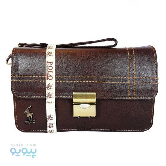 خرید کیف پاسپورتی چرم گاوی کد C707