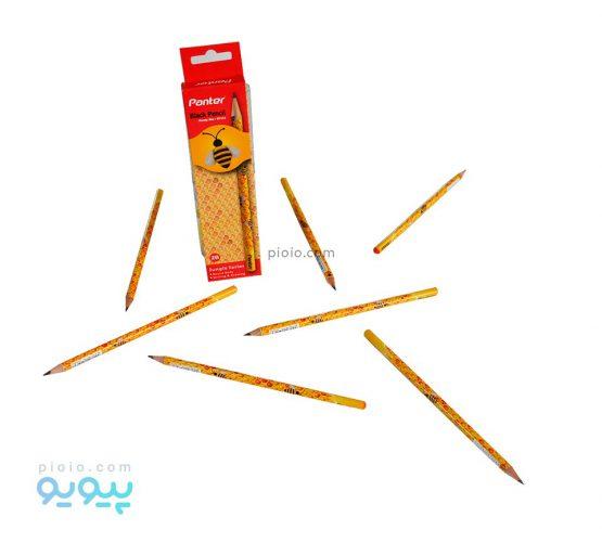 مداد مشکی پنتر مدل Honey Bee