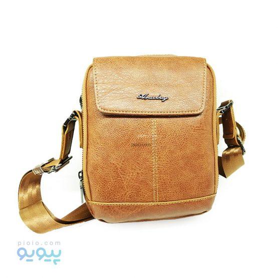 کیف دوشی چرم طبیعی کد A1701