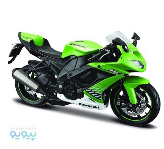 ماکت موتور سیکلت Kawasaki Ninja ZX-10R