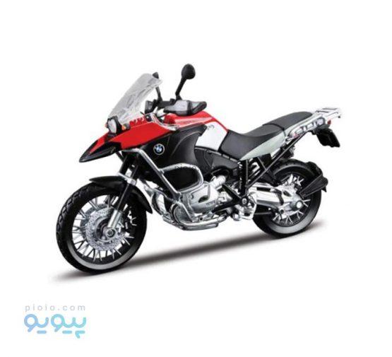 ماکت موتور سیکلت BMW R 1200 GS