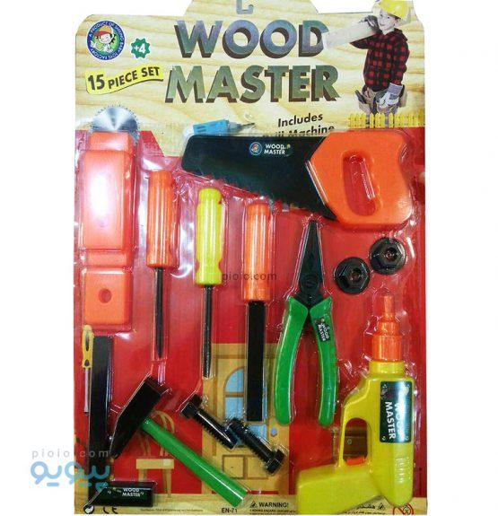 اسباب بازی ابزار آلات نجاری