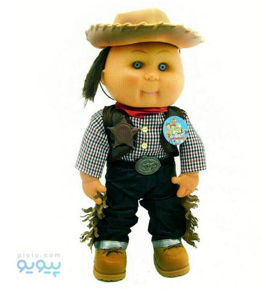 عروسک حسن کچل کلانتر
