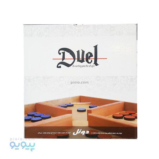 بازی فکری duel