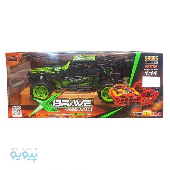 خرید ماشین کنترلی مدل XBRAVE